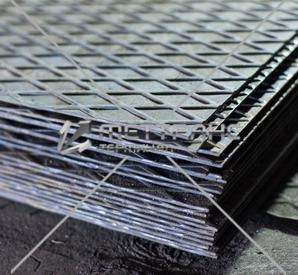 Лист стальной ромб в Саранске