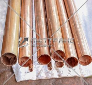Труба медная круглая в Саранске
